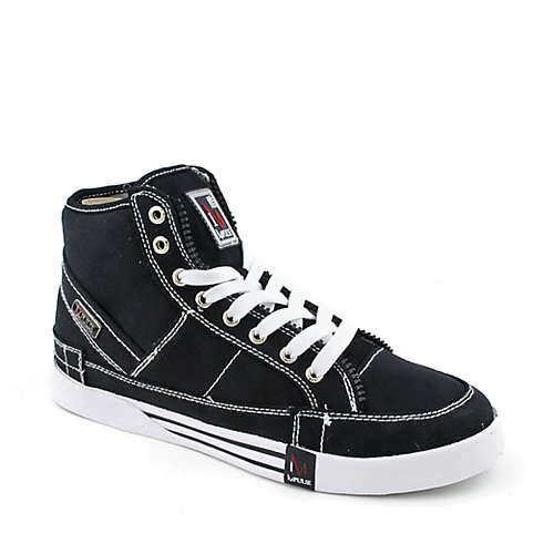 Impulse Mens Canvas Hi Top