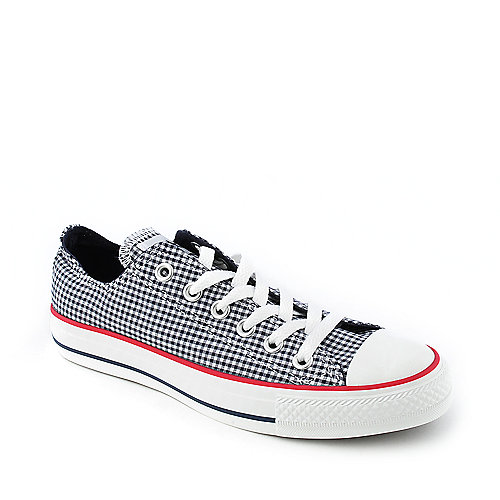 Converse Kids All Star Plaid Ox
