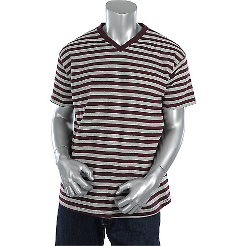 Jordan Craig Mens Thick Striped Tee