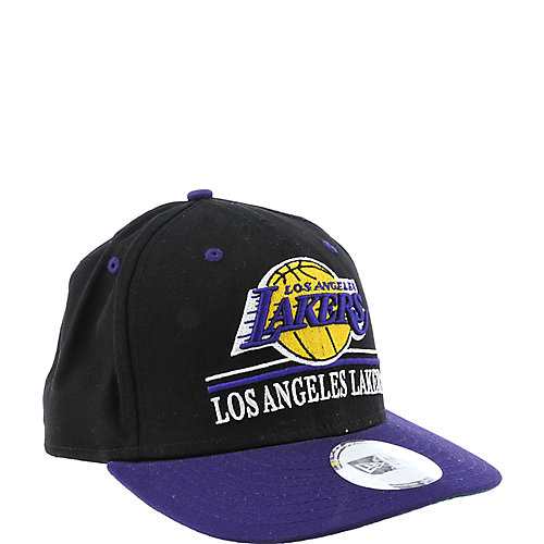 New Era Caps Los Angeles Lakers Cap