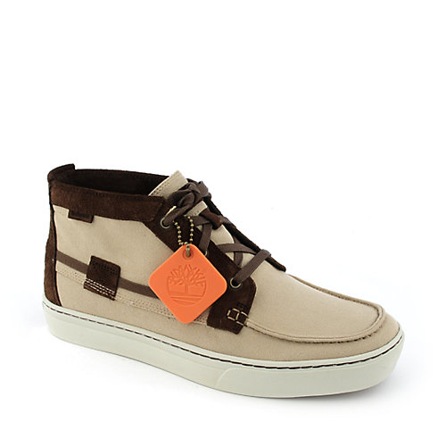 Timberland Mens Canvas Chukka