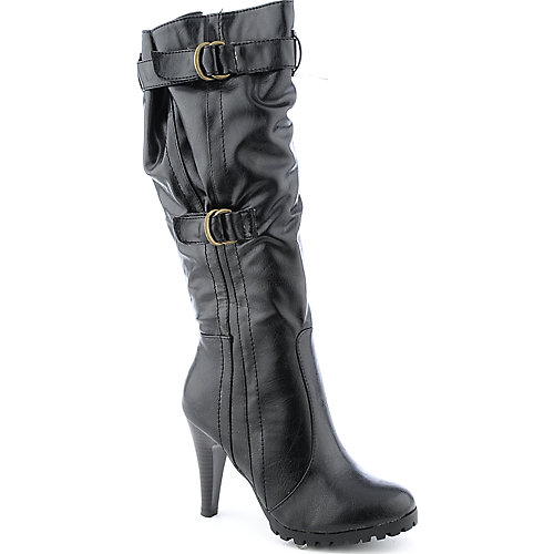 Bamboo Humble-01 High Knee Boots