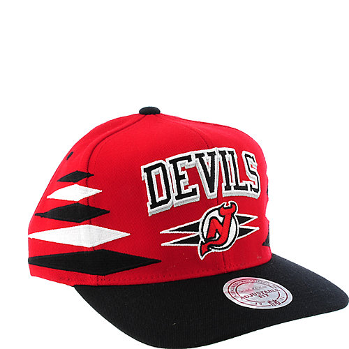 Mitchell and Ness New Jersey Devils Cap