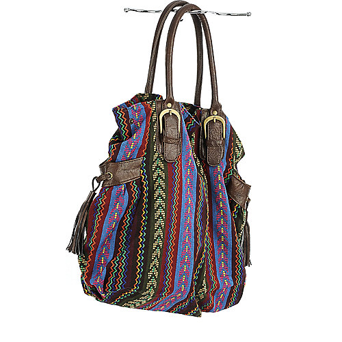 Shiekh Patterned Handbag