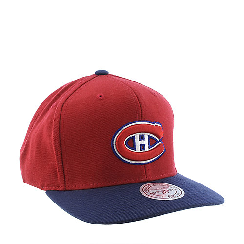 Mitchell and Ness Montreal Canadiens Cap