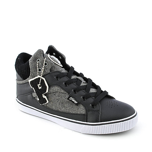 Pastry Sire Varsity Black Sneaker