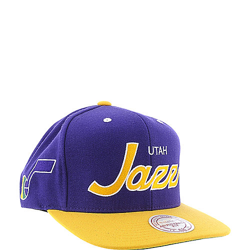 Mitchell and Ness Utah Jazz Cap