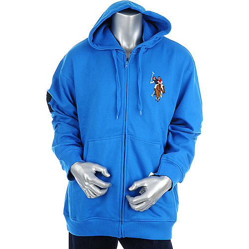 U.S. Polo Association Mens Fleece Hoody