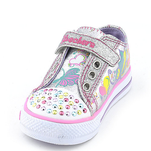 Skechers Toddler Shuffles-Brite Wing