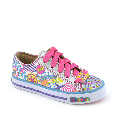 Skechers Kids Limelights-Sugarlicious