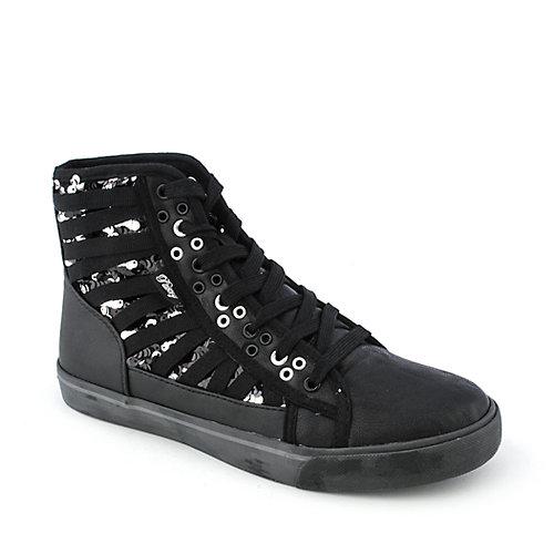 Pastry Paris Lover Black Sneaker