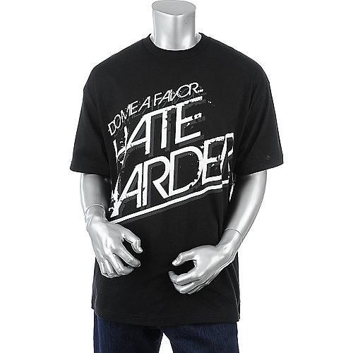 Economix Mens Hate Harder Tee