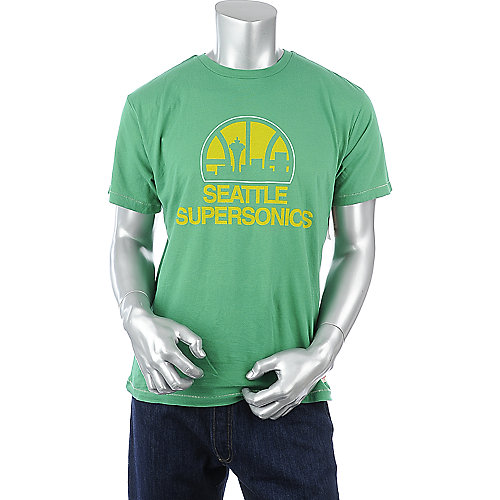 Mitchell and Ness Mens Seattle Supersonics Tee