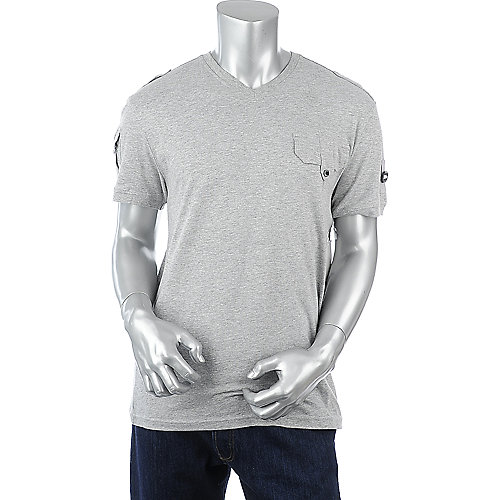 WT02 Mens V-Neck Tee