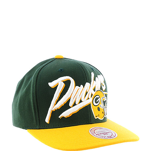 Mitchell and Ness Greenbay Packers Cap