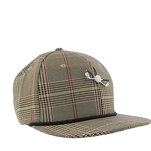 Street Level Clothing Houndstooth Golf Hat