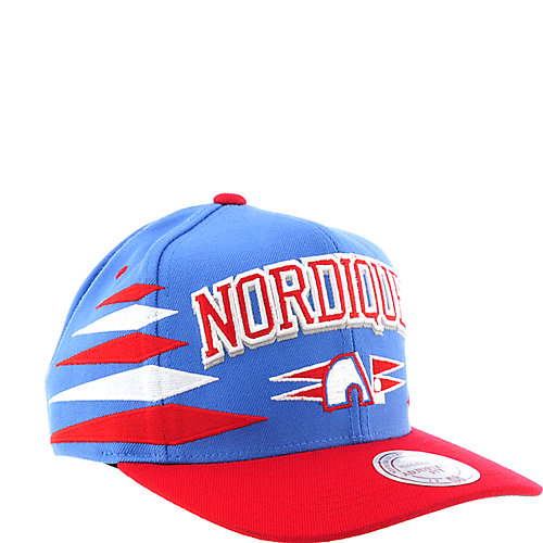 Mitchell and Ness Quebec Nordiques Cap