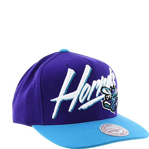 Mitchell and Ness New Orleans Hornets Cap
