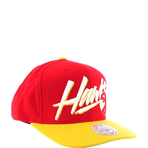 Mitchell and Ness Atlanta Hawks Cap