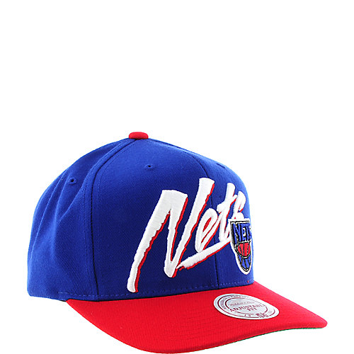 Mitchell and Ness New Jersey Nets Cap
