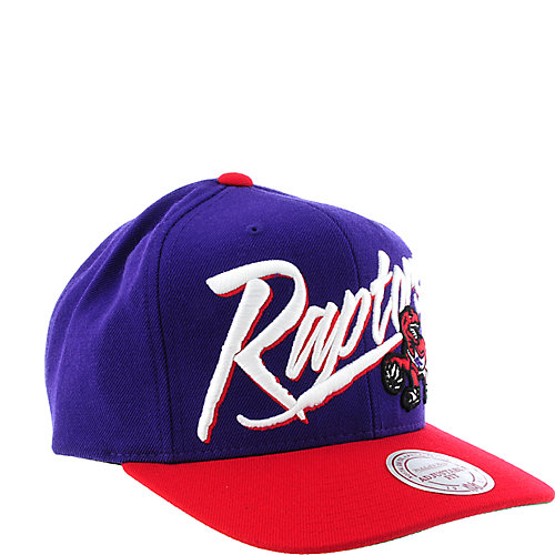 Mitchell and Ness Toronto Raptors Cap
