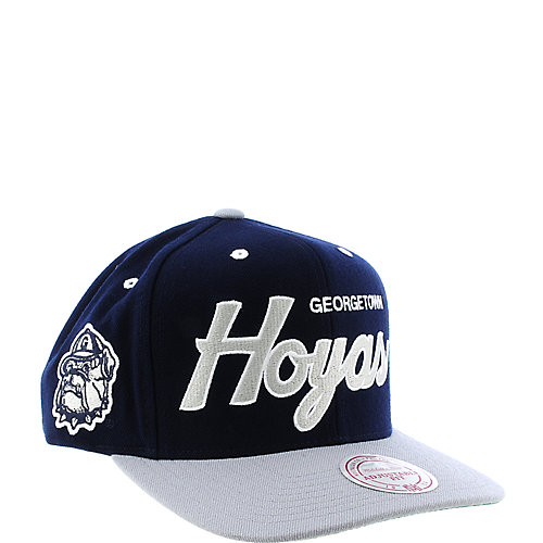 Mitchell and Ness Georgetown Hoyas Cap