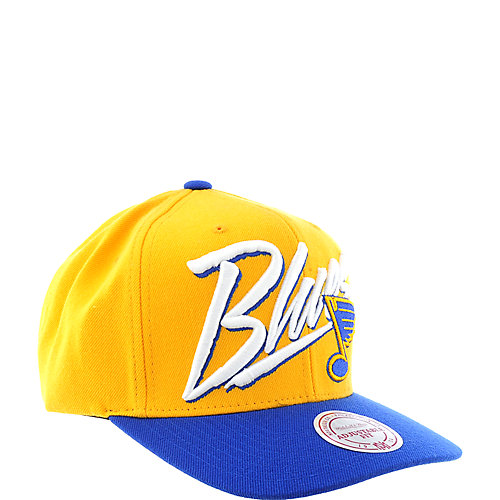 Mitchell and Ness St Louis Blues Cap