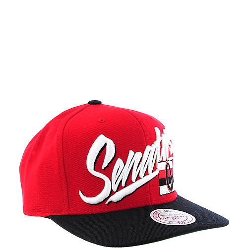 Mitchell and Ness Ottawa Senators Cap