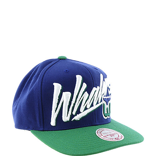 Mitchell and Ness Hartford Whalers Cap