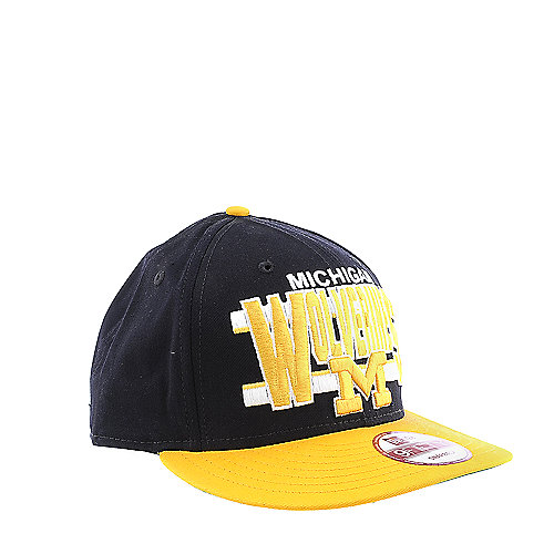 New Era Caps Michigan Wolverines Cap