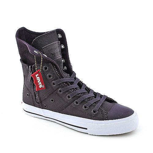 Levi S Shoes Zip Ex Hi Ct Twill W
