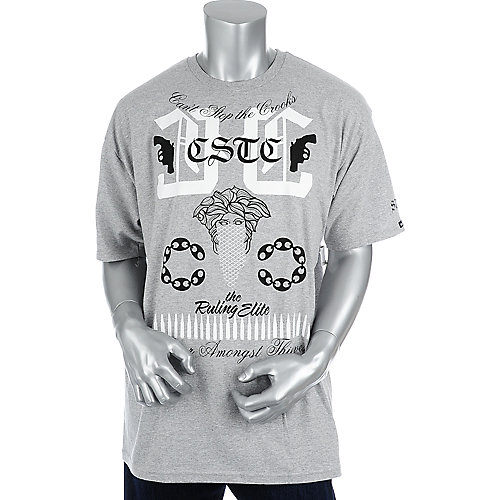 Crooks & Castles Mens TM Crooks Tee