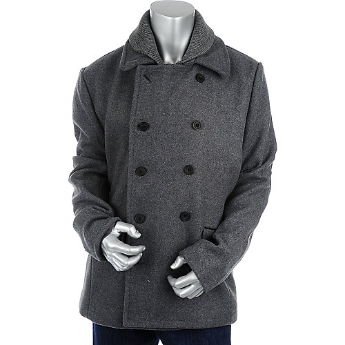 Jordan Craig Mens Wool Peacoat