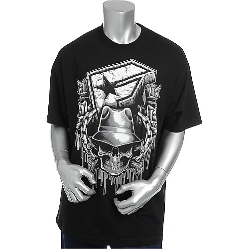 Famous Stars and Straps Mens El Loco Tee