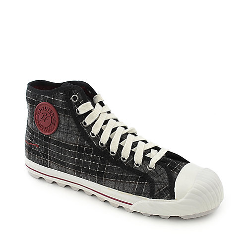 PF Flyers Mens Grounder Hi