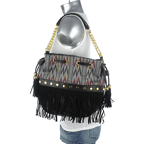 Nila Anthony Drawstring Bag