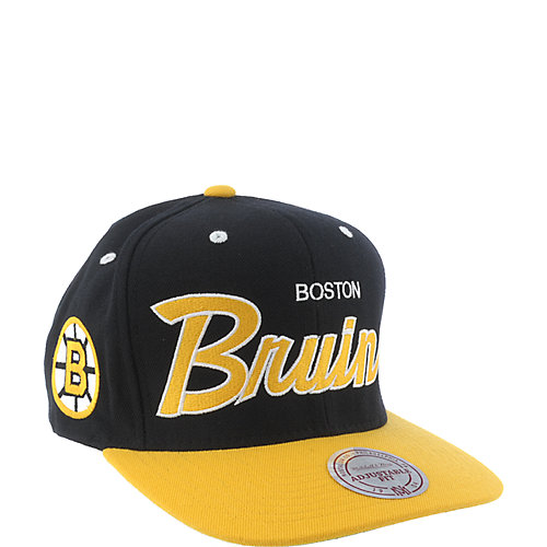 Mitchell and Ness Boston Bruins Cap