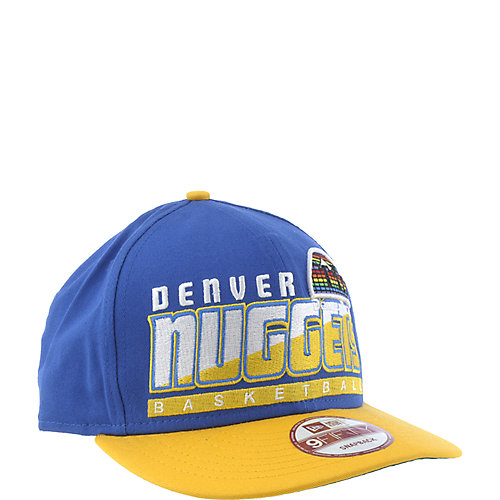 New Era Caps Denver Nuggets Cap