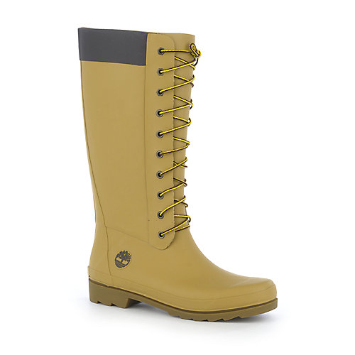 Excellent Note The Great Detail With The Buckle At The Top Of The Shaft Another Higher Fashion Model Of Mens Rain Boots Is From Timberland The Timberland Pro Excave Wellingtons Feature A 10 Inch Rise And T