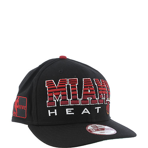 New Era Caps Miami Heat Cap