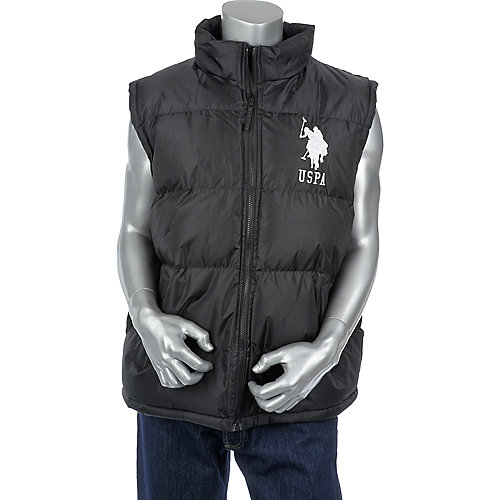 U.S. Polo Association Mens Basic Vest