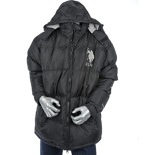 U.S. Polo Association Mens Bubble Jacket