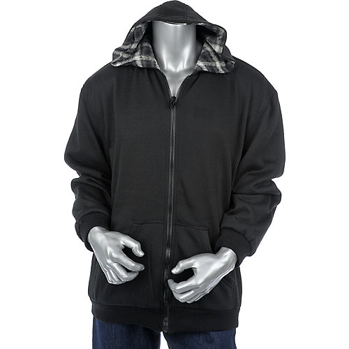 i5 Mens Fleece Reversible Hoodie
