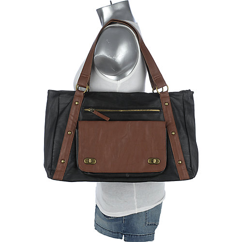 Elleven K Leather Handbag