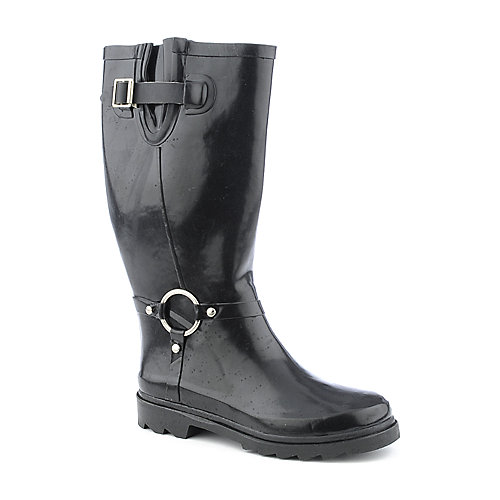 Nature Breeze Womens Solid Rain Boot