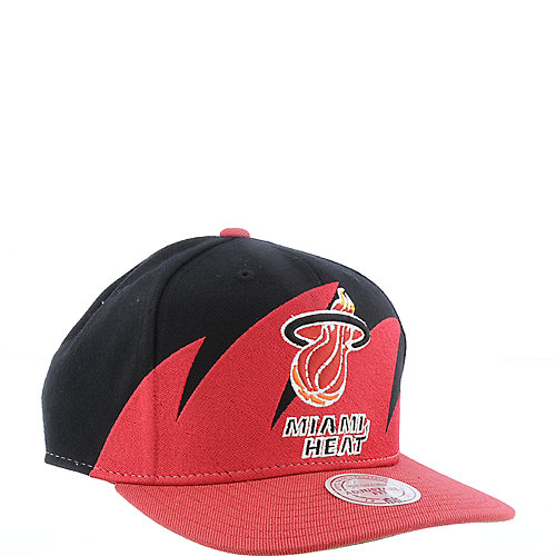 Mitchell and Ness Miami Heat Cap