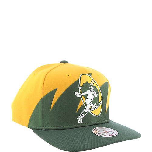 Mitchell and Ness Green Bay Packers Cap