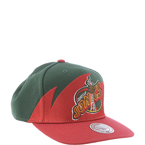 Mitchell and Ness Seattle Super Sonics Cap