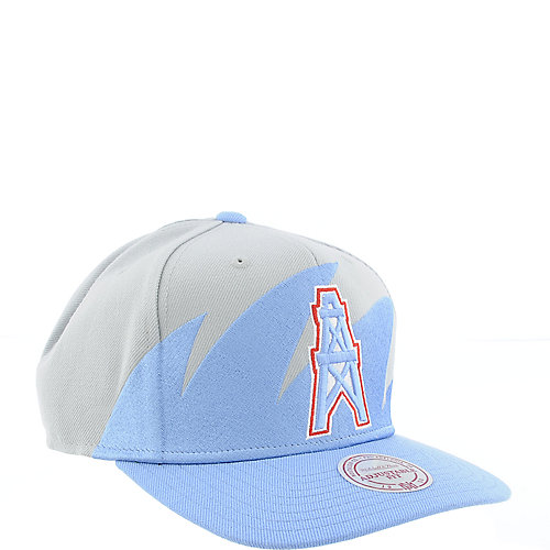 Mitchell and Ness Houston Oilers Cap
