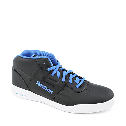 Reebok Mens Workout Mid Ultralite LTR